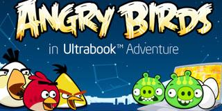 Angry Birds* in Ultrabook™ Adventure